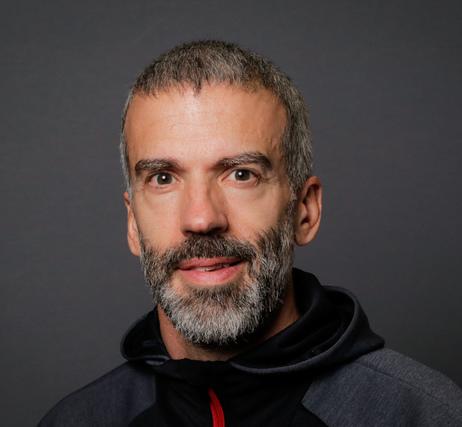 Simon Cole. Physical Education and MYP Homeroom Teacher