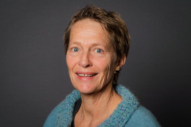 Head of school Bente Pedersen