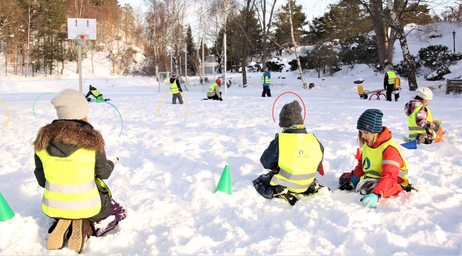 After School Care at Arendal International School