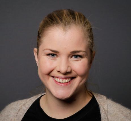 Katrine Matilde Bergsaker. MYP Support teacher