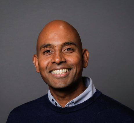 Ryan Anthony. PYP 5 Homeroom teacher