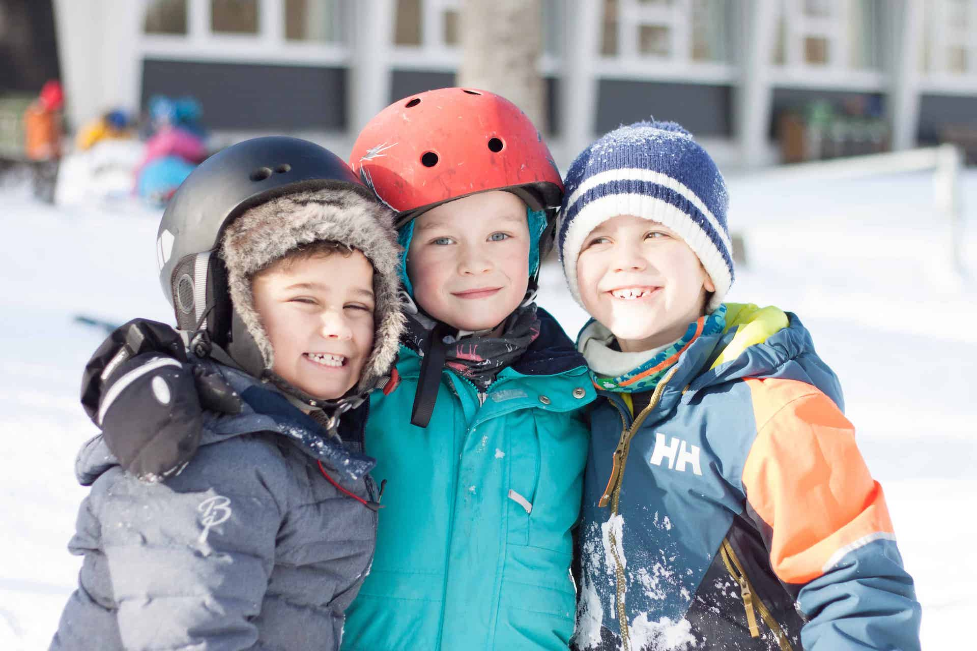 Arendal International School offers After School Care (SFO) that is open for students from Grade 1 to Grade 4.